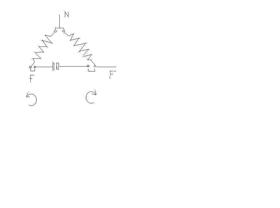 Schema Collegamento Condensatore Motore Monofase : Schema collegamento condensatore motore monofase fare di